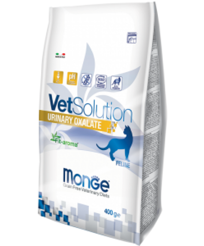 Monge VetSolution Cat Urinary Oxalate диета для кошек Уринари Оксалат