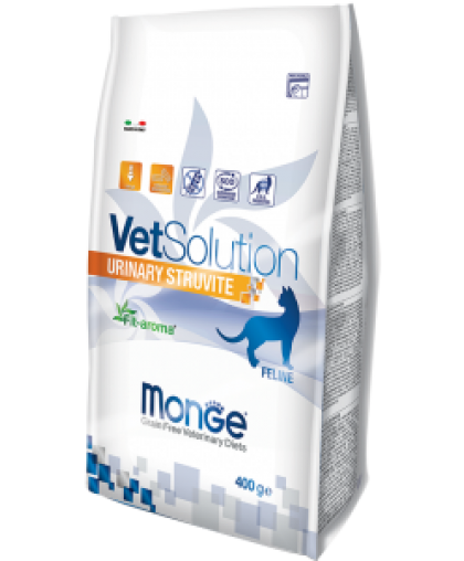 Monge VetSolution Cat Urinary Struvite диета для кошек Уринари Струвит